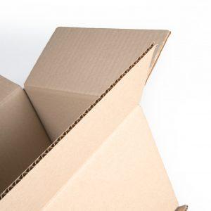 caja basica canal simple 41x41x41