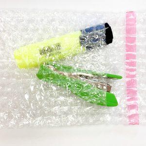 bolsa burbuja reforzada con tira adhesiva