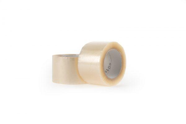 cinta transparente para cajas