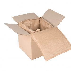 caja carton canal doble isotermica