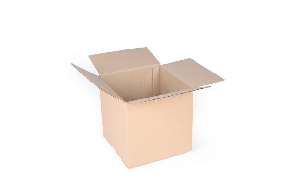 caja basica cuadrada canal doble