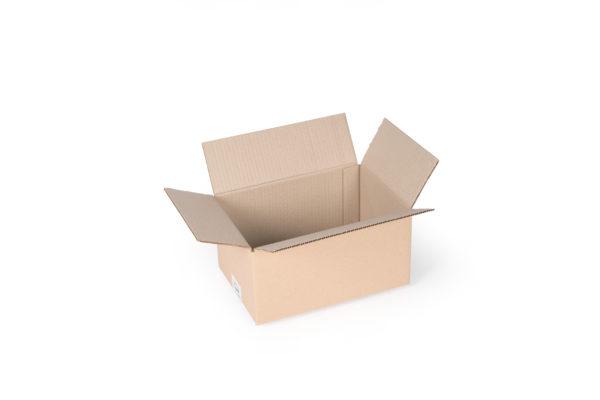 caja basica canal doble