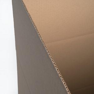 caja basica canal doble 35 x 35